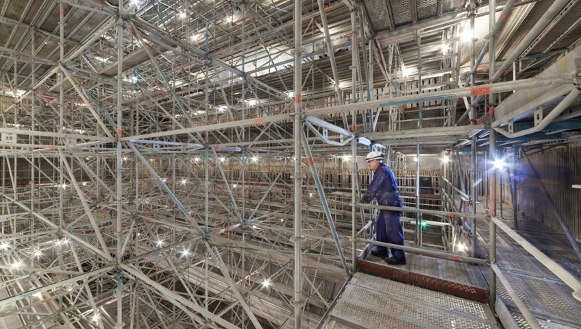 offshore scaffolding contracts