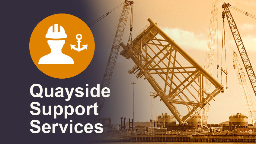 quayside support services