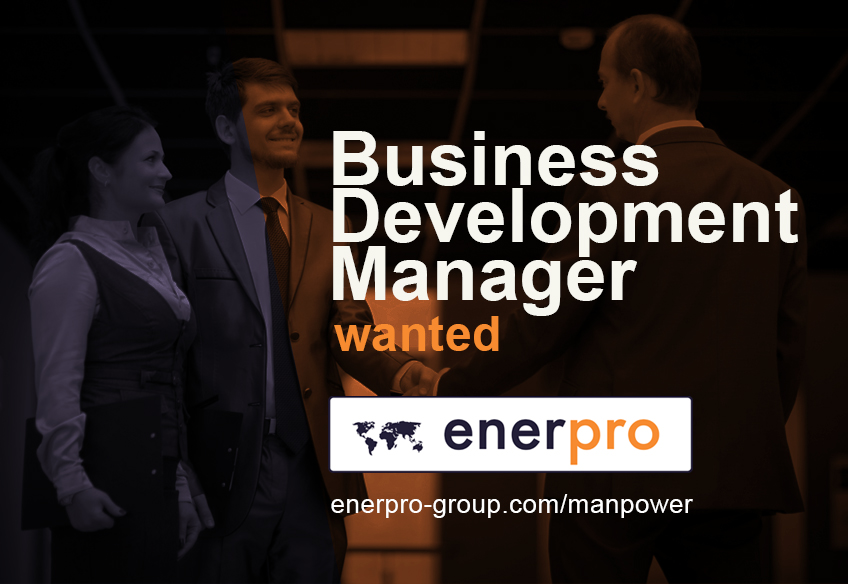 Vacancy for Business Development Manager